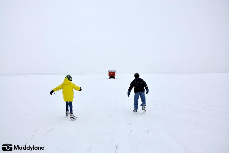 Top 7 des activités hivernales dans Vaudreuil-Soulanges