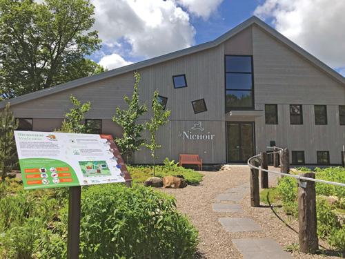 Centre de conservation des oiseaux sauvages Le Nichoir